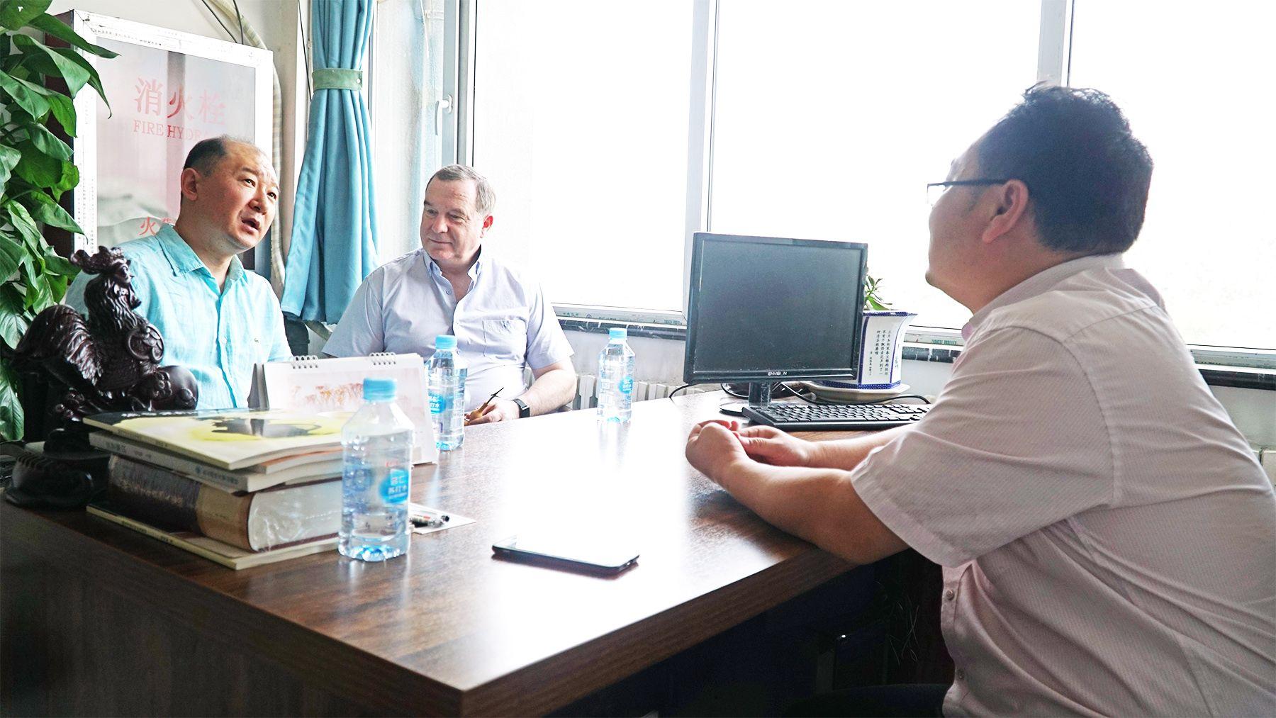 ВГУЭС и КНР развивают сотрудничество для подготовки профессионалов для рынка труда России и Китая