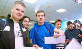 «Четкая зачетка»: во ВГУЭС отметили День российского студенчества увлекательным квестом