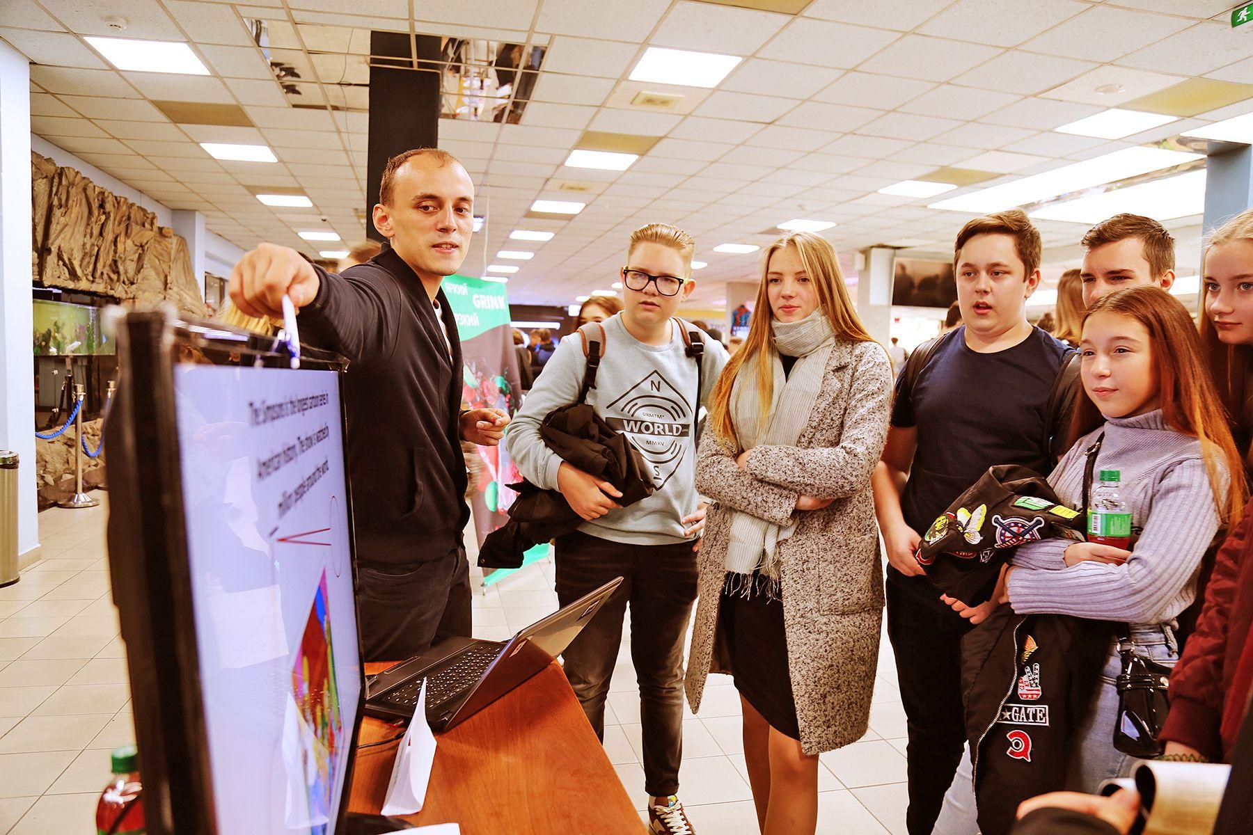 ВГУЭС – главная площадка IX Всероссийского фестиваля науки NAUKA 0+ во Владивостоке