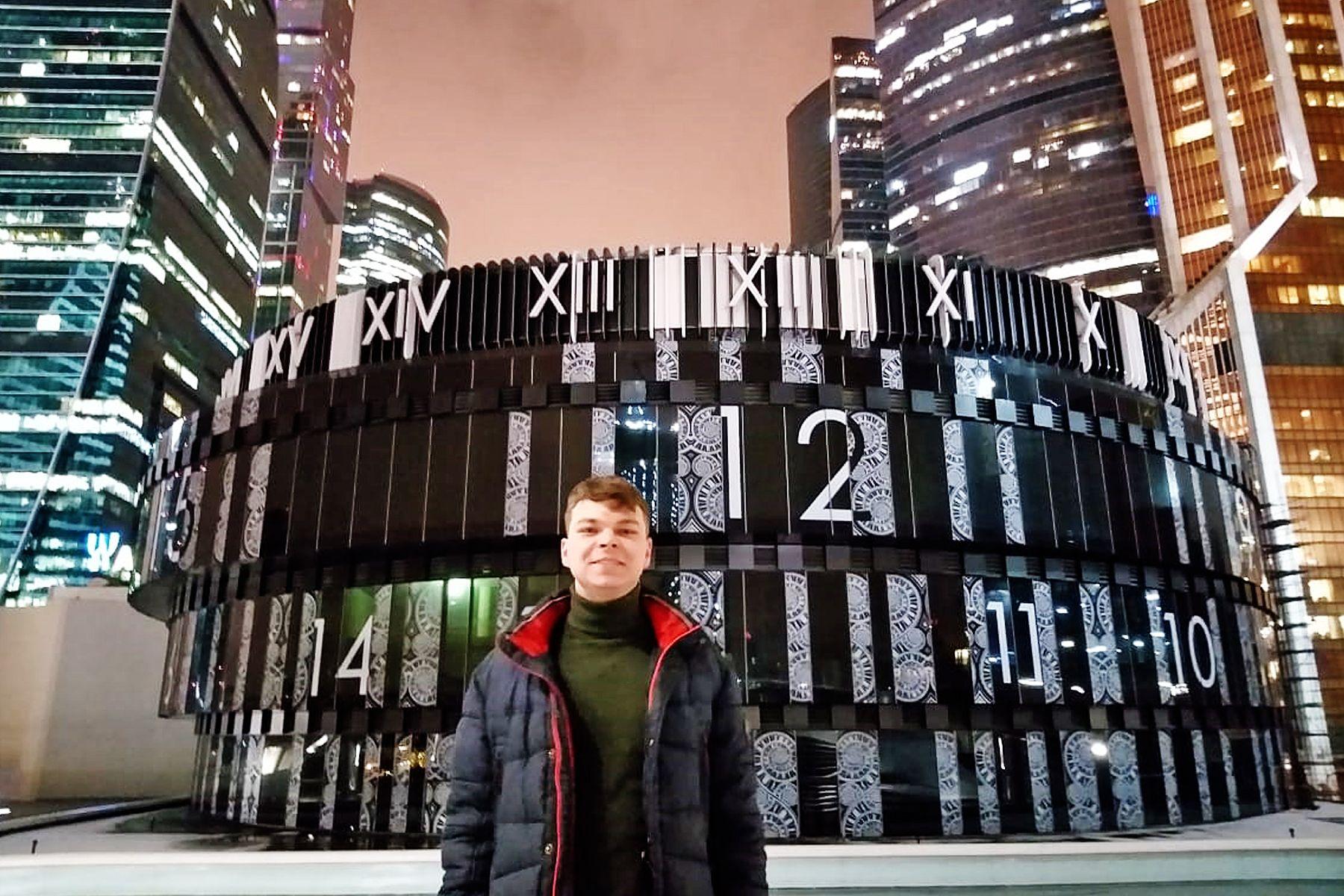 Студент ВГУЭС Артем Пустоваров — победитель, занявший третье место, XXIII Всероссийского конкурса научных работ молодежи «Экономический рост России»