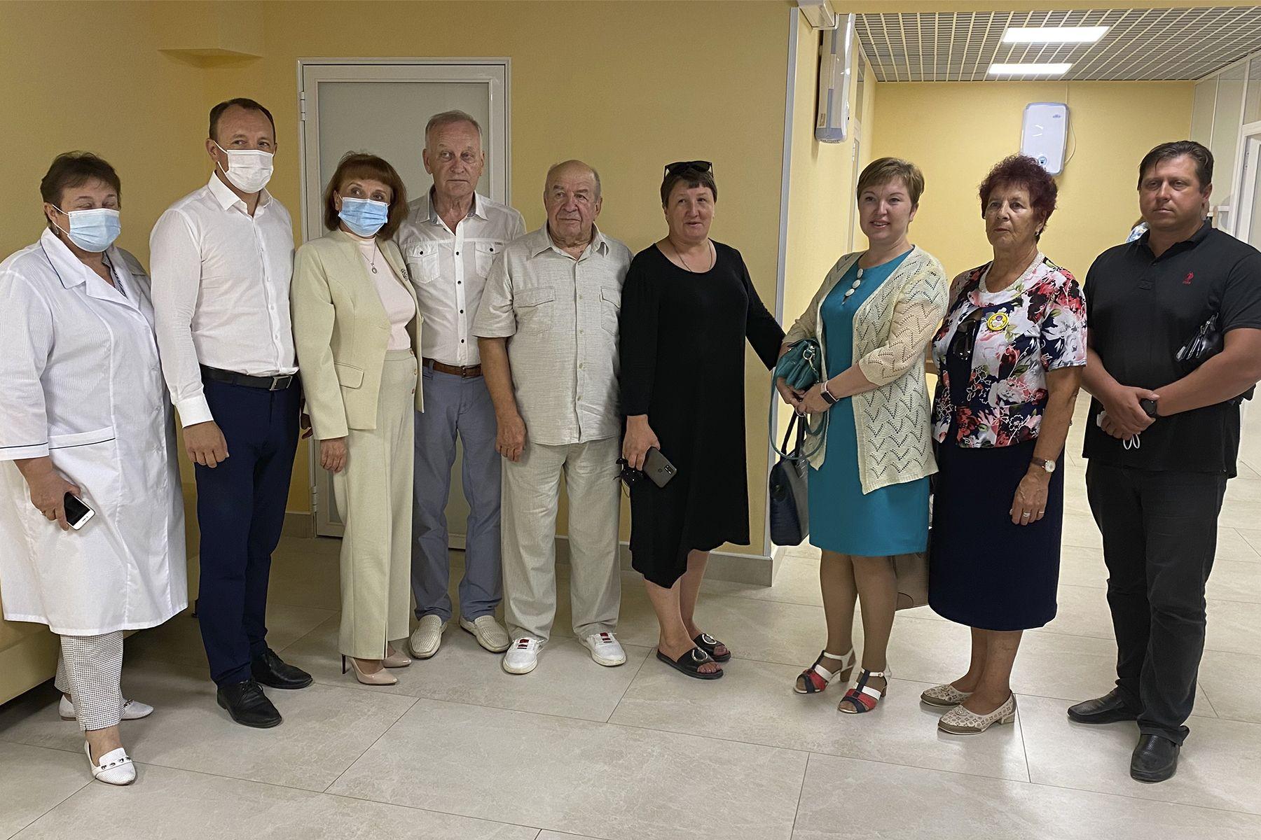 Медицинская помощь на высокотехнологичном уровне: в Большом Камне построят поликлинику на базе медицинского центра «Лотос» ВГУЭС