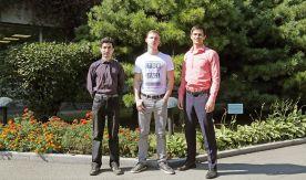 Студенты ВГУЭС - участники Восточного Экономического Форума 2018