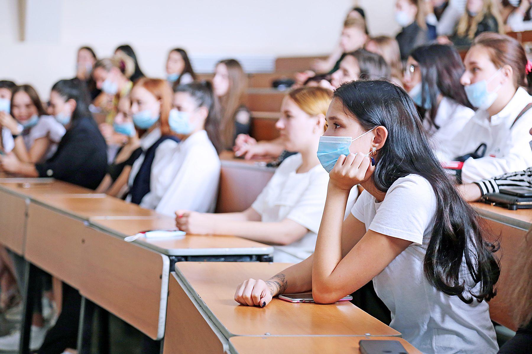 Абитуриенты-2020 выбрали профессии на перспективу: более 600 человек поступили в Академический колледж ВГУЭС