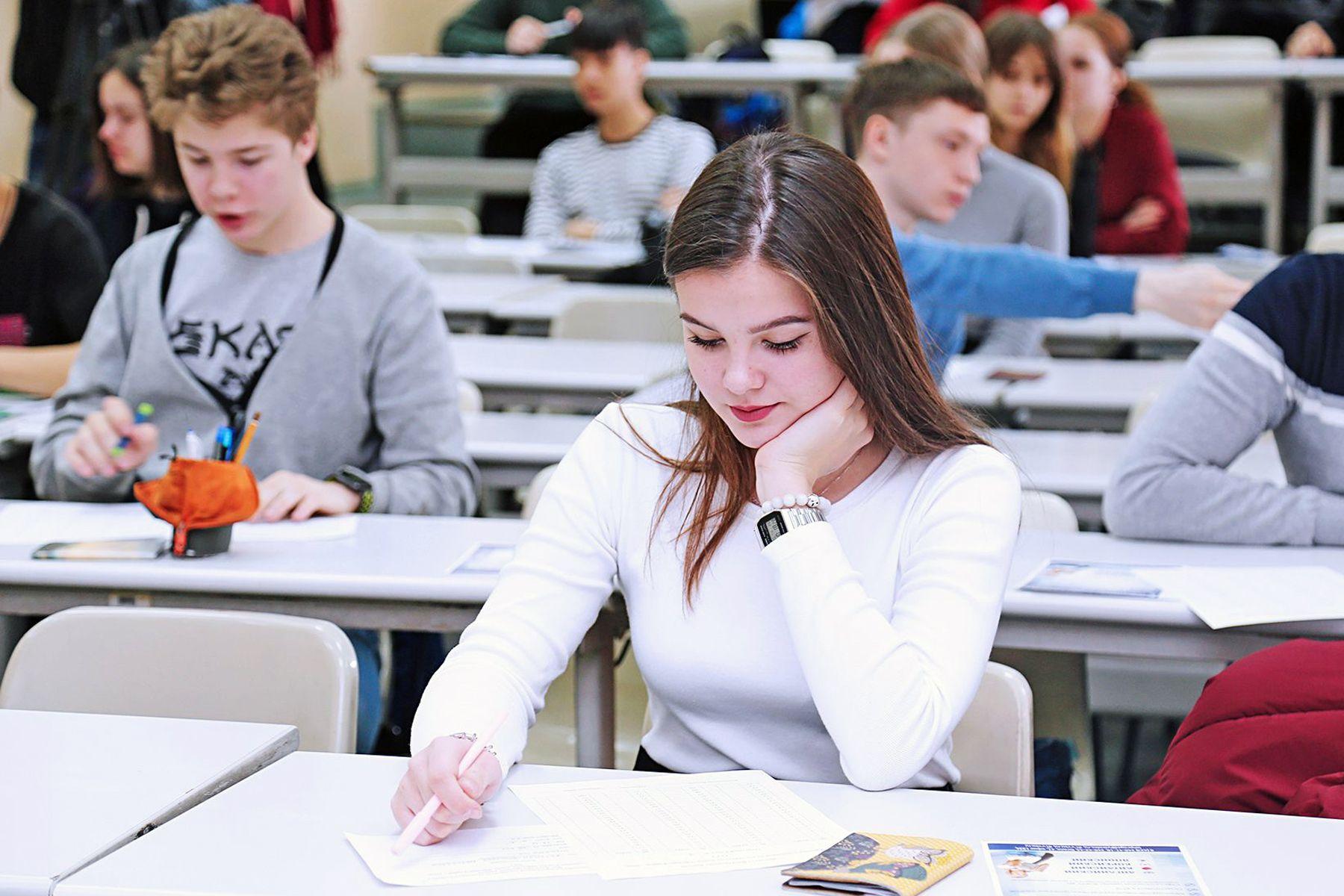 Быть грамотным – важно: во ВГУЭС в седьмой раз напишут Тотальный диктант