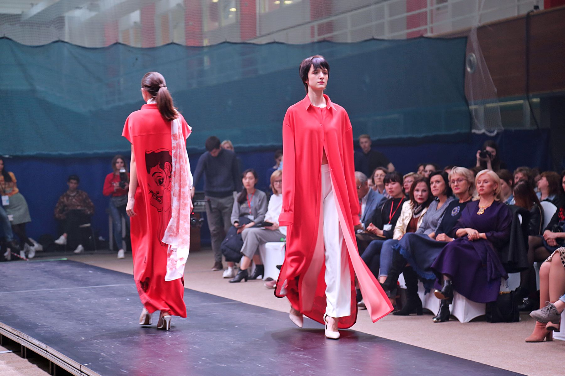 Brands day: модные тенденции весенне-летнего сезона-2019 представили дизайнеры Дальнего Востока и стран АТР