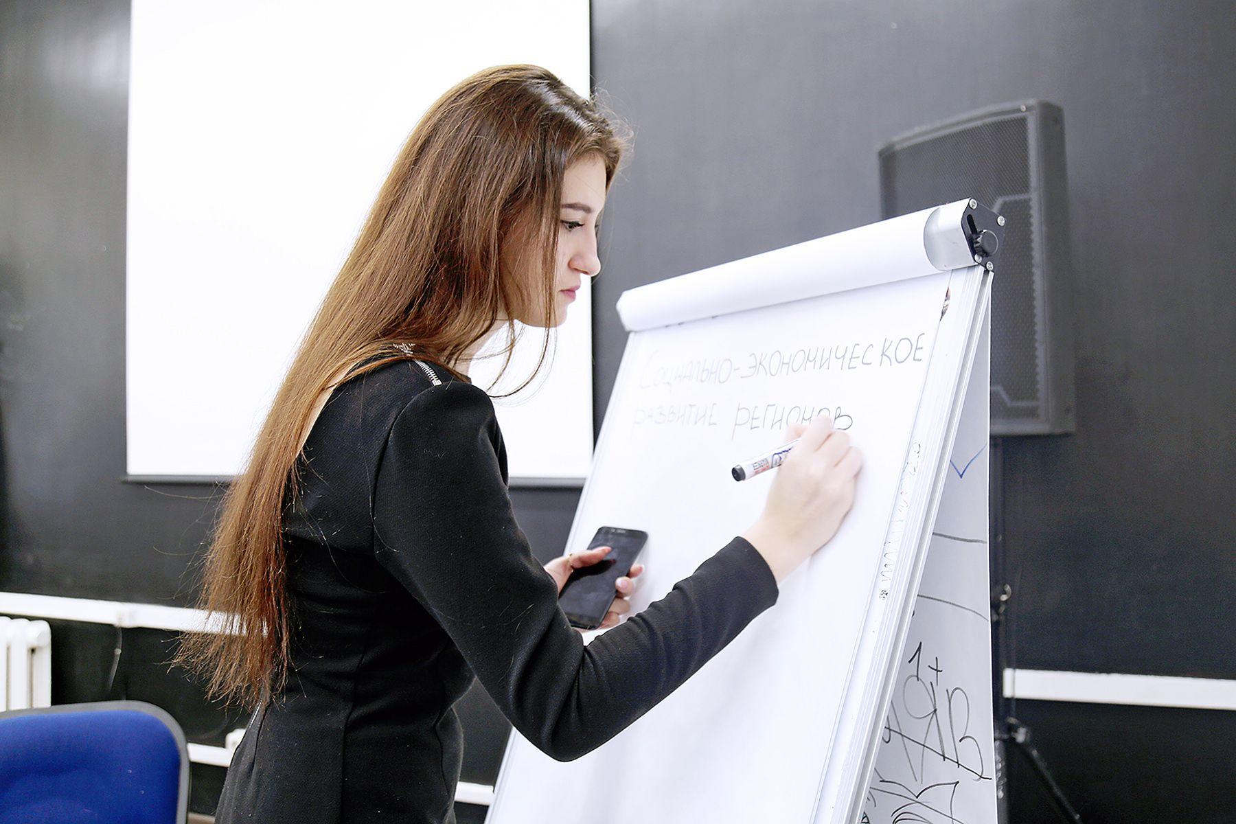 Проект студентов ВГУЭС: от изучения ведущих мировых практик до внедрения в образовательный процесс
