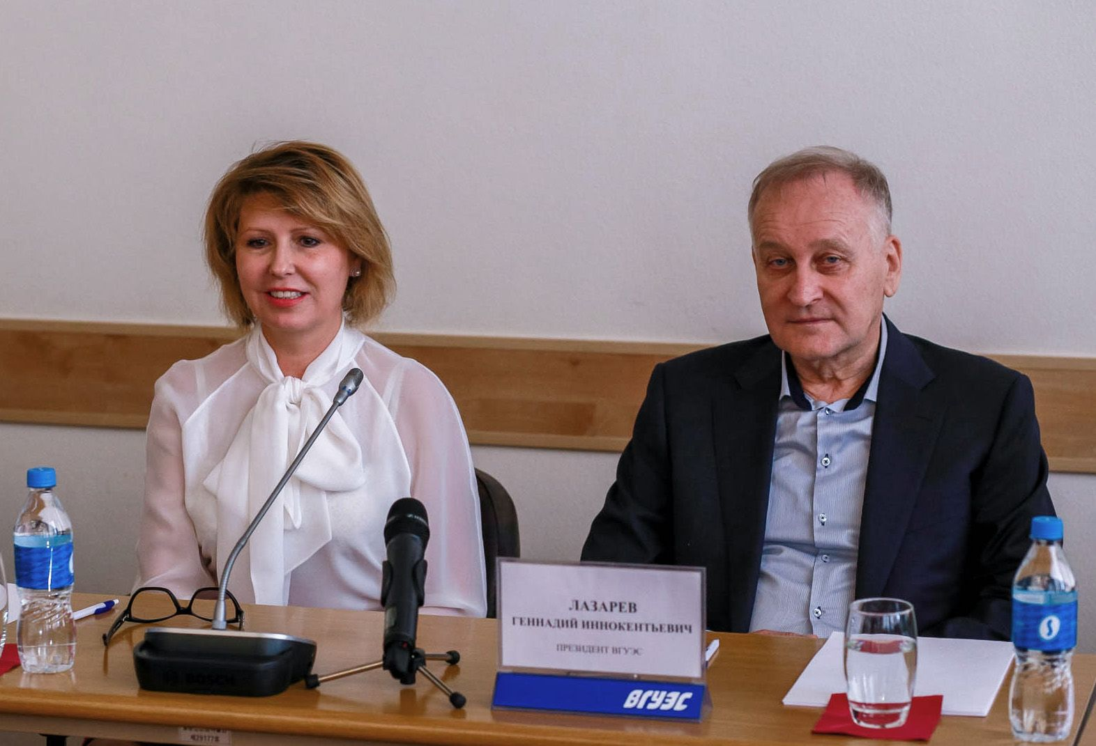 ВГУЭС и бизнес-сообщество: стратегическое партнерство в интересах региона