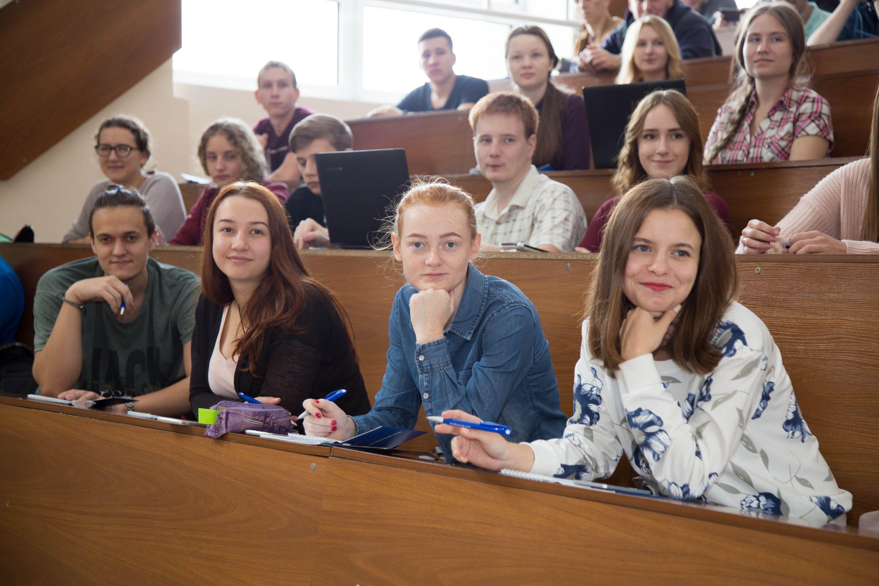Успешные российские предприниматели рассказали свои истории успеха на форуме «Рост» во ВГУЭС