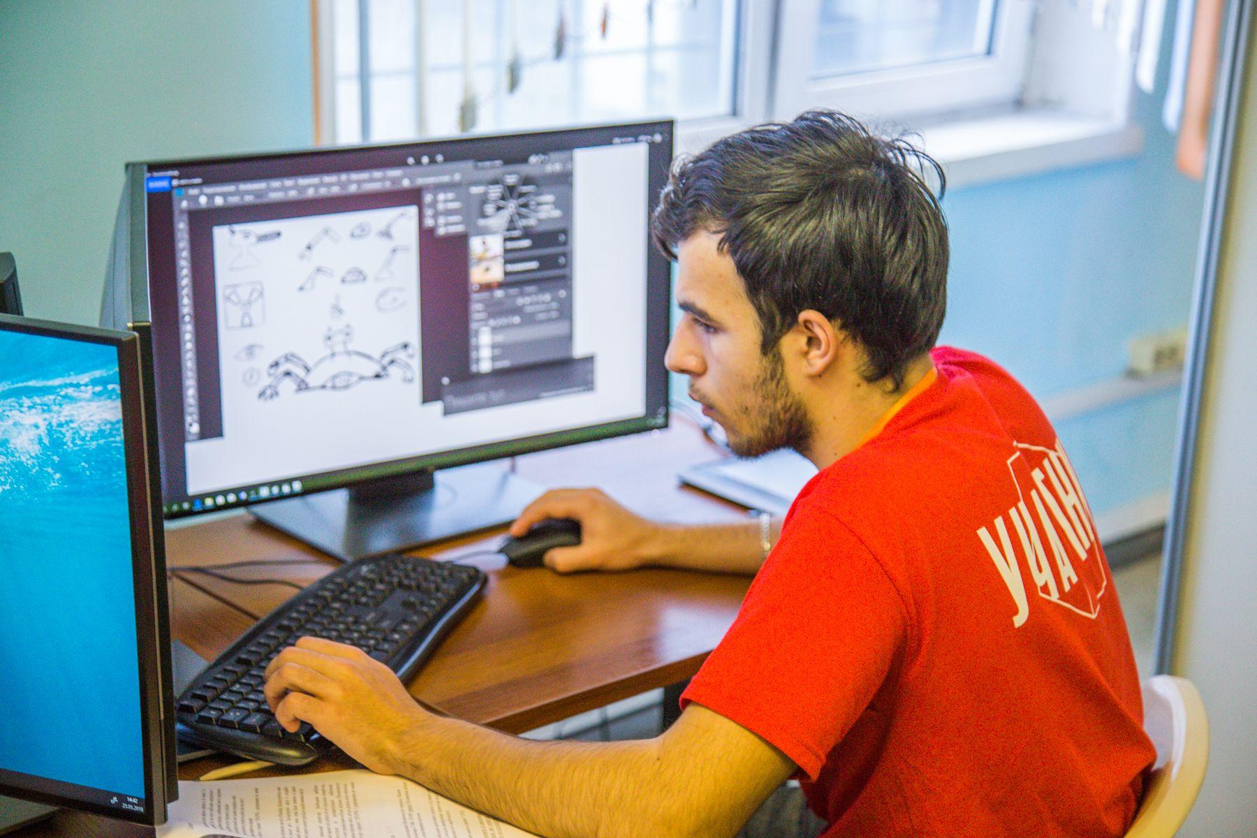 Геймдизайн и автомобильные сайты от студентов ВГУЭС