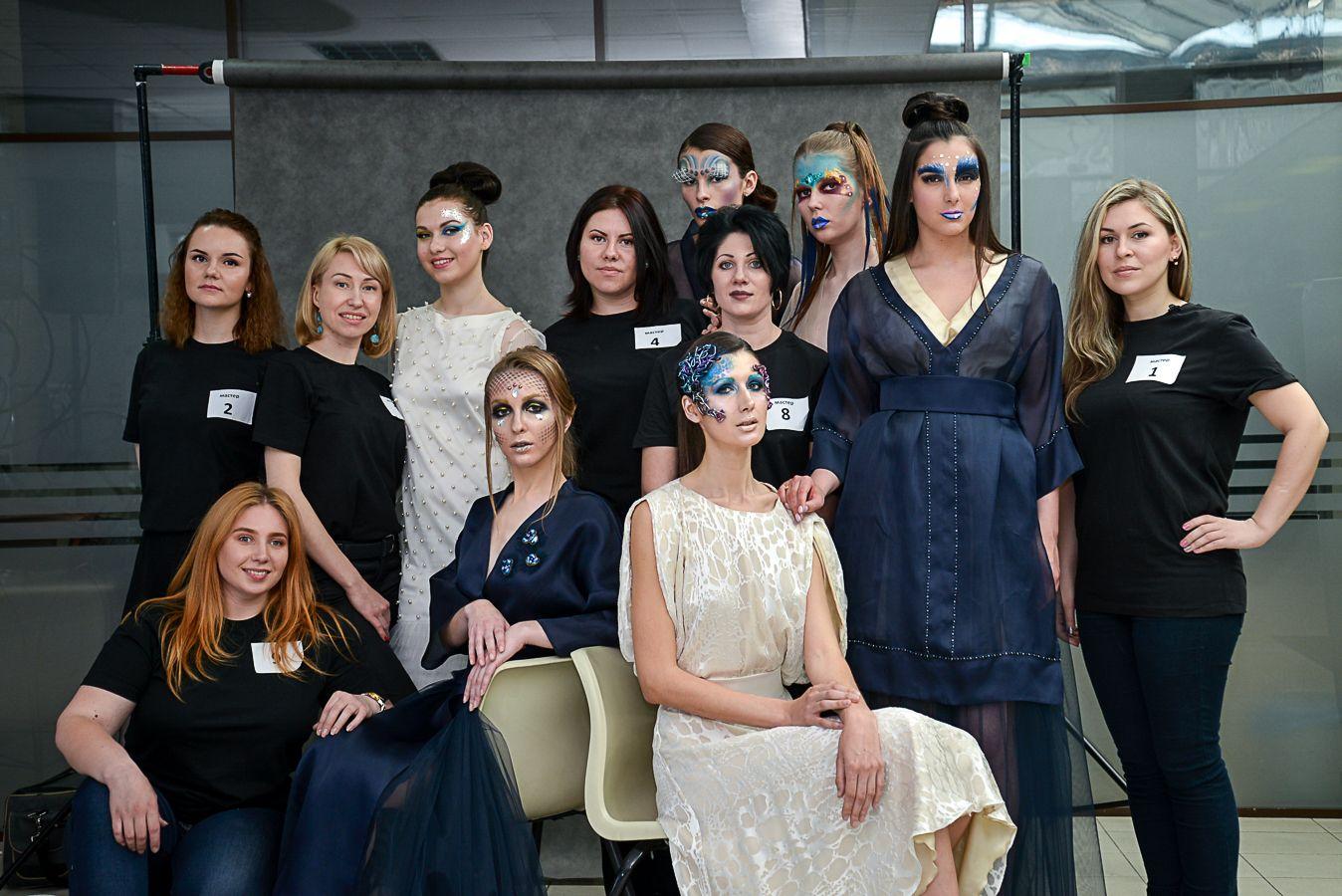 I Чемпионат ДВ по макияжу «Pacific breeze» собрал во ВГУЭС мастеров со всего региона
