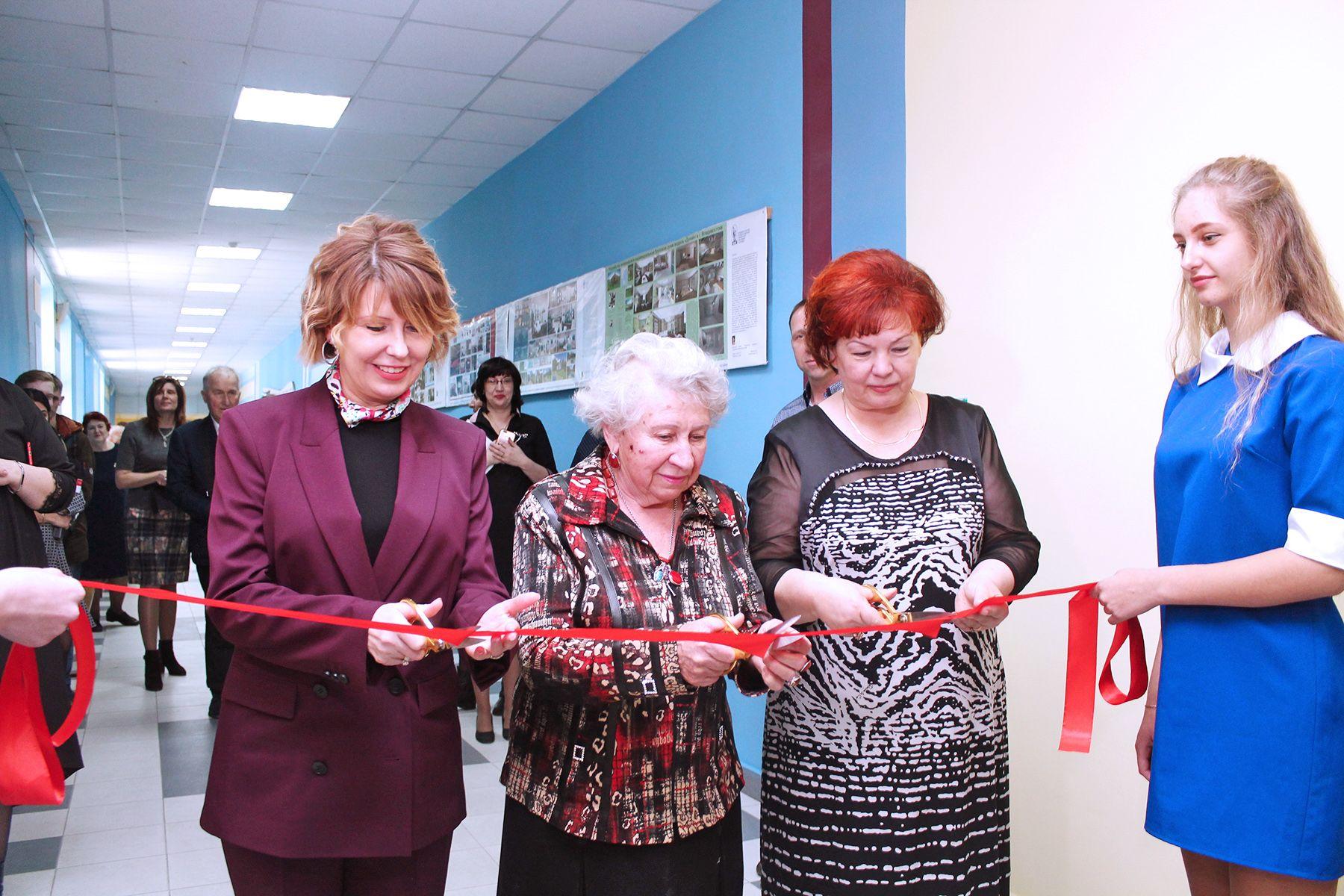 Лабораторию естественнонаучных дисциплин подарил ВГУЭС студентам и школьникам г. Артёма