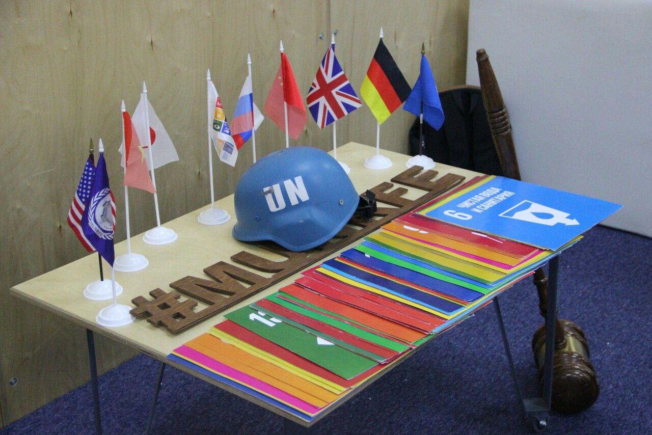 «Психологи ВГУЭС» заняли второе место в «Дне ООН»