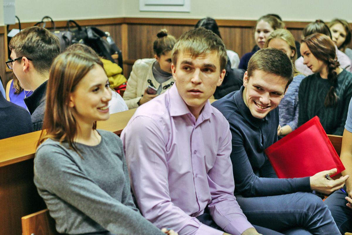 Старшекурсники Института права ВГУЭС показали, на что способны. Прокуратура Приморского края оценила