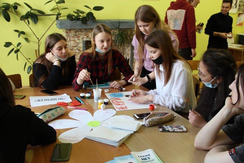В филиале ВГУЭС в г. Уссурийске прошел круглый стол «Формирование культуры здорового образа жизни».