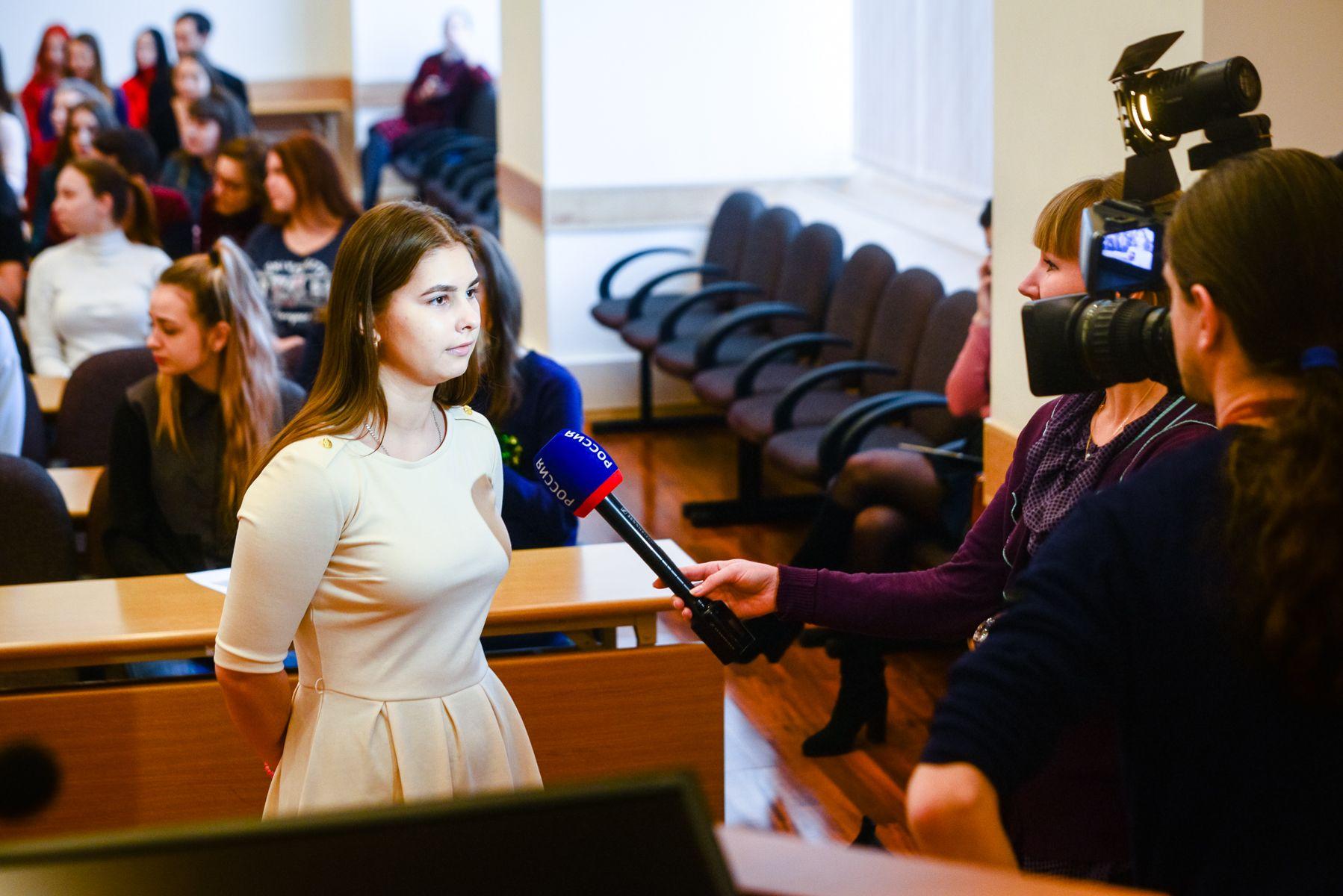 Студенты ВГУЭС будут следить за чистотой президентских выборов