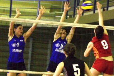 Женский волейбол ВГУЭС – сильнейший среди вузов Приморья