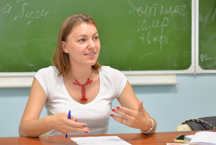 На кафедре ТГРБ ВГУЭС обсудили творческий Владивосток