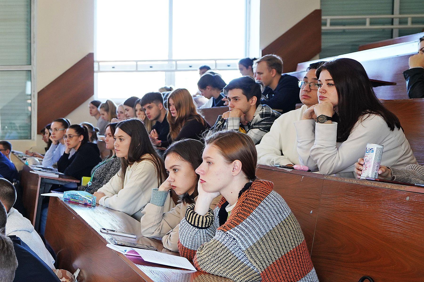 Клуб предпринимателей привлекает самых амбициозных студентов ВГУЭС в стартап
