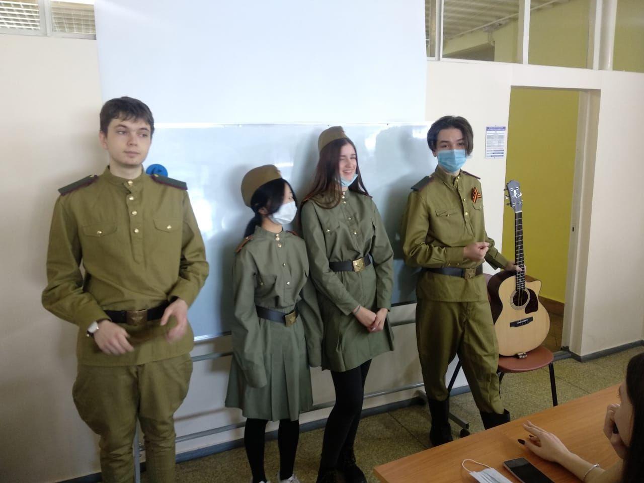 День защитника Отечества в АК