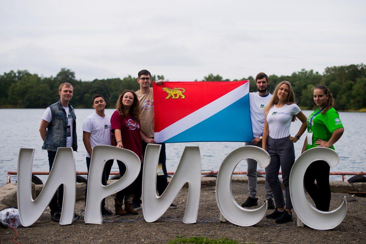 Актив студенческого управления ВГУЭС набрался опыта на семинаре «ИРИСС-2016»