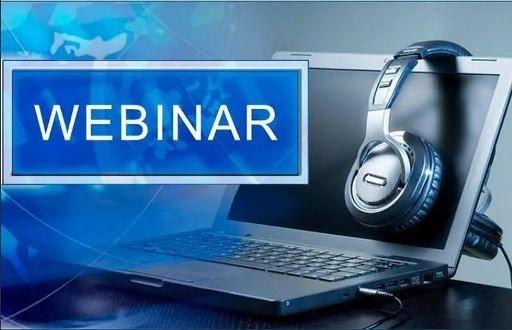 Приглашаем принять участия в вебинарах по теме развития профессиональных компетенций в области электронного обучения и дистанционных образовательных технологий