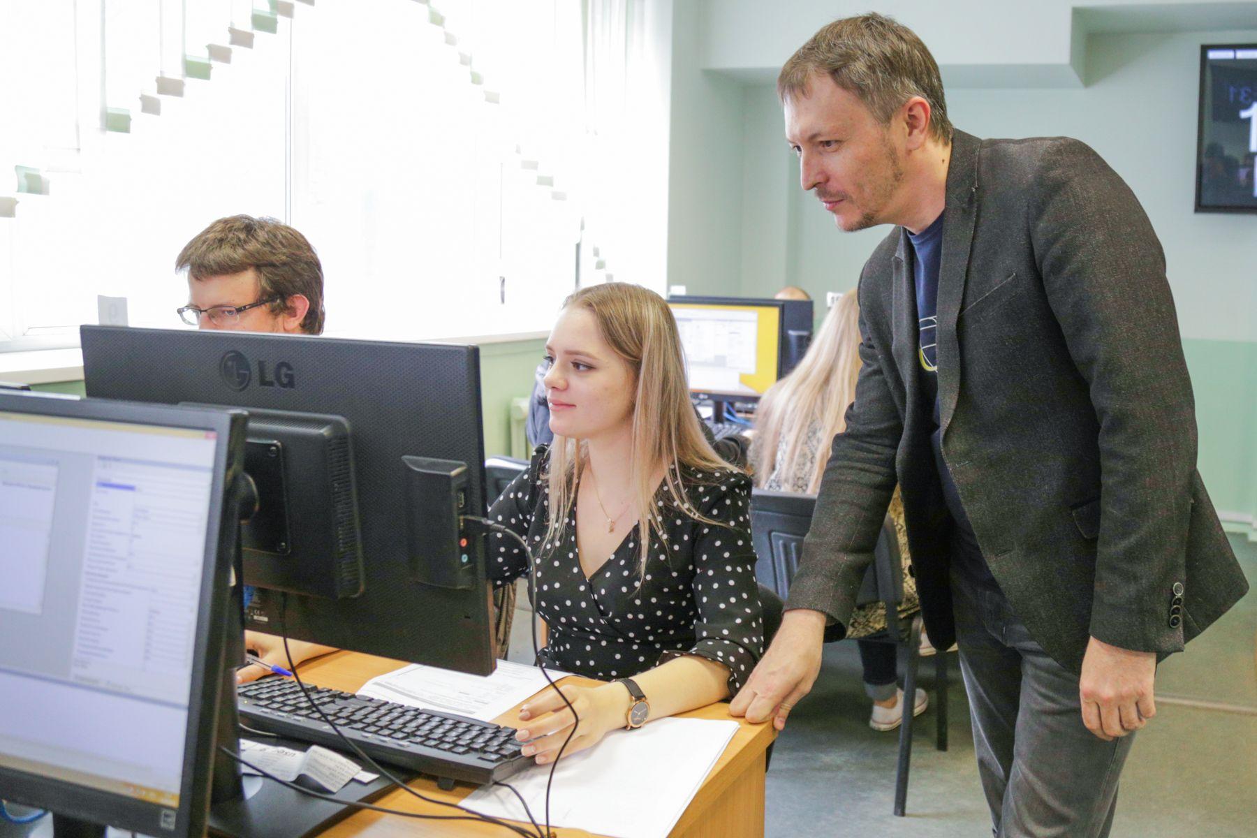 Демонстрационные экзамены WorldSkills помогут в карьере студентам ВГУЭС