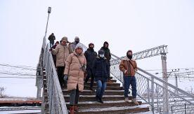 Крутой маршрут: ВГУЭС почтил память поэта Мандельштама