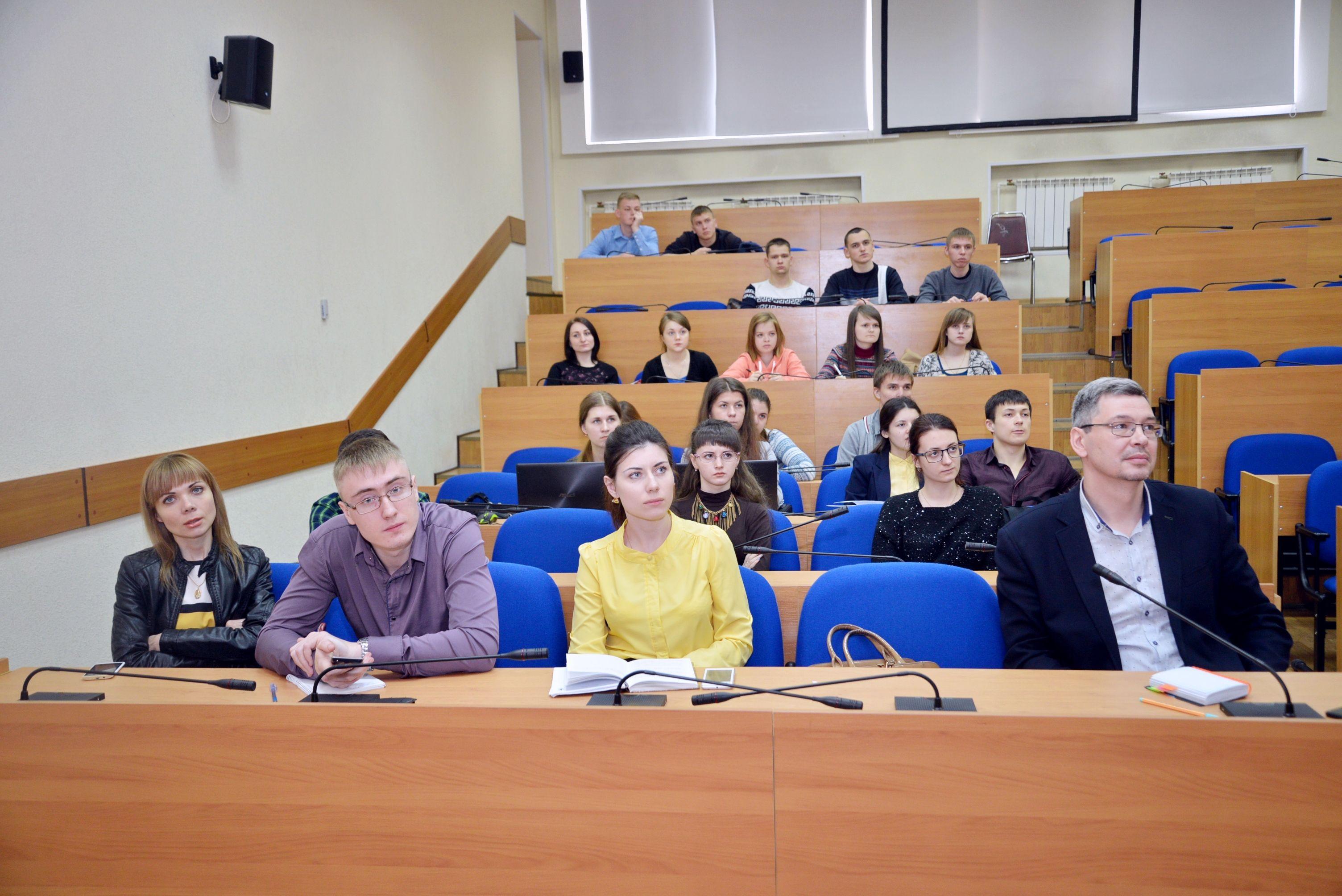 Клуб Института права ВГУЭС «Научные среды» посвятил заседание Н.В. Гоголю