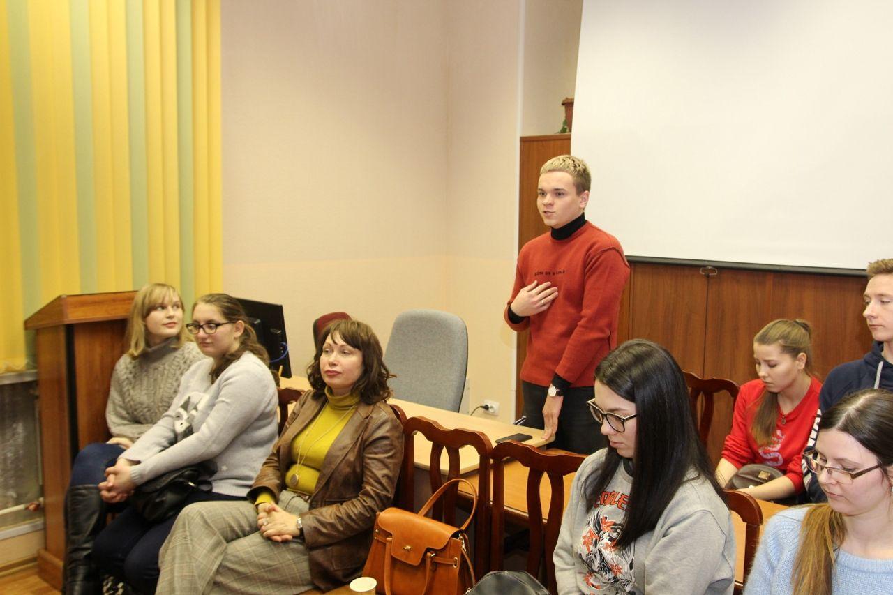 Вопросы практико-интегрированного обучения обсудили партнеры, студенты и преподаватели Международного института туризма и гостеприимства ВГУЭС