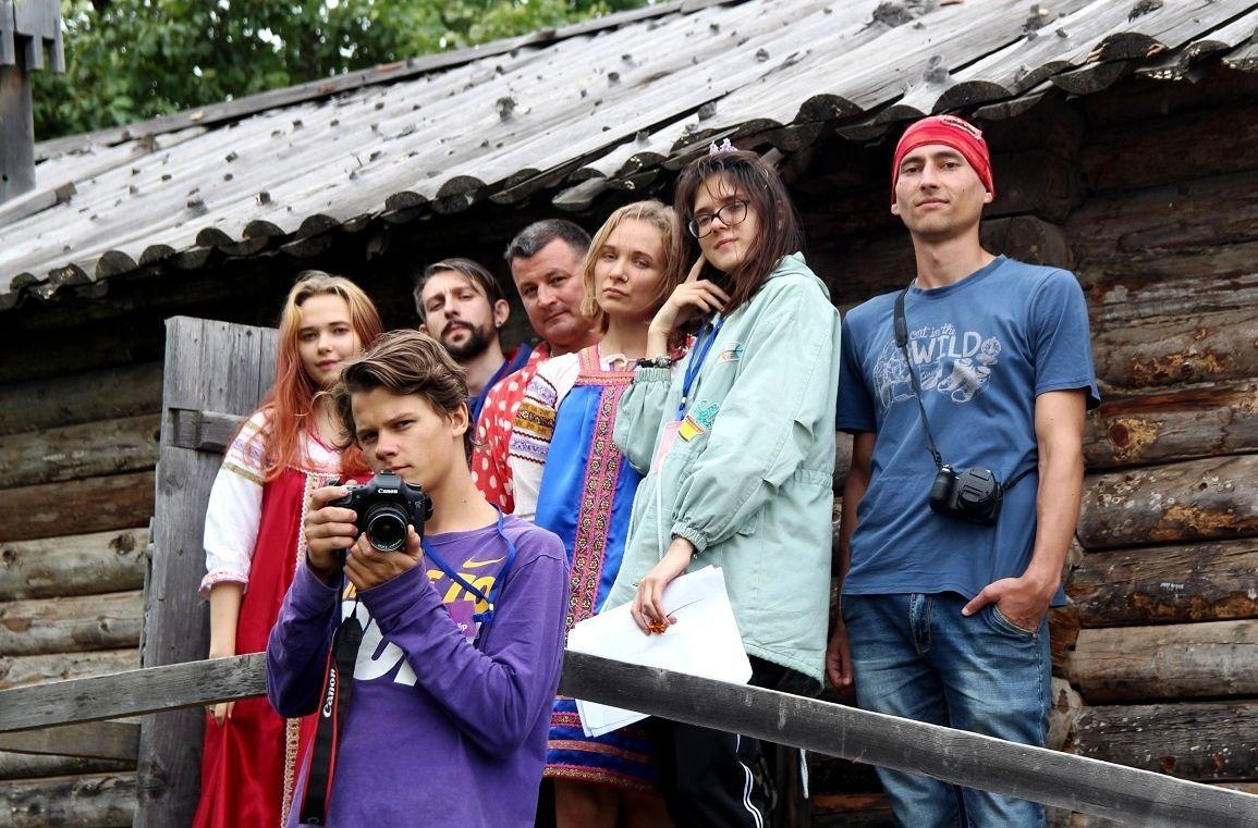 Студенты ВГУЭС сняли короткометражное кино на Дальневосточном фестивале