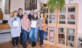 Волонтеры ВГУЭС стали лучшей командой в России в программе по адаптации литературы для незрячих людей