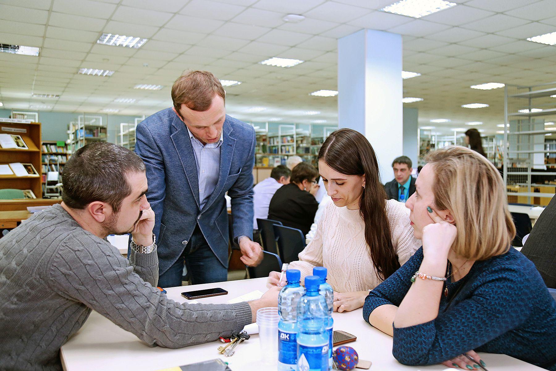 Развитие ВГУЭС до 2025 года: в университете стартовала серия экспертных сессий