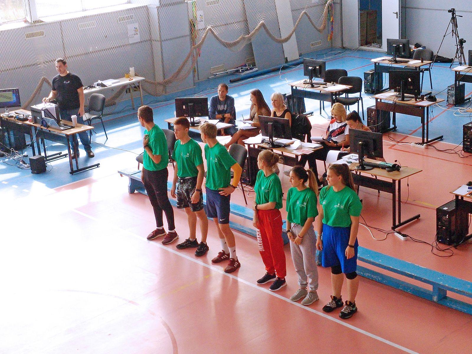 Демонстрационный экзамен по стандартам WorldSkills Russia по компетенции «Физическая культура, спорт и фитнес» состоялся в КСД ВГУЭС