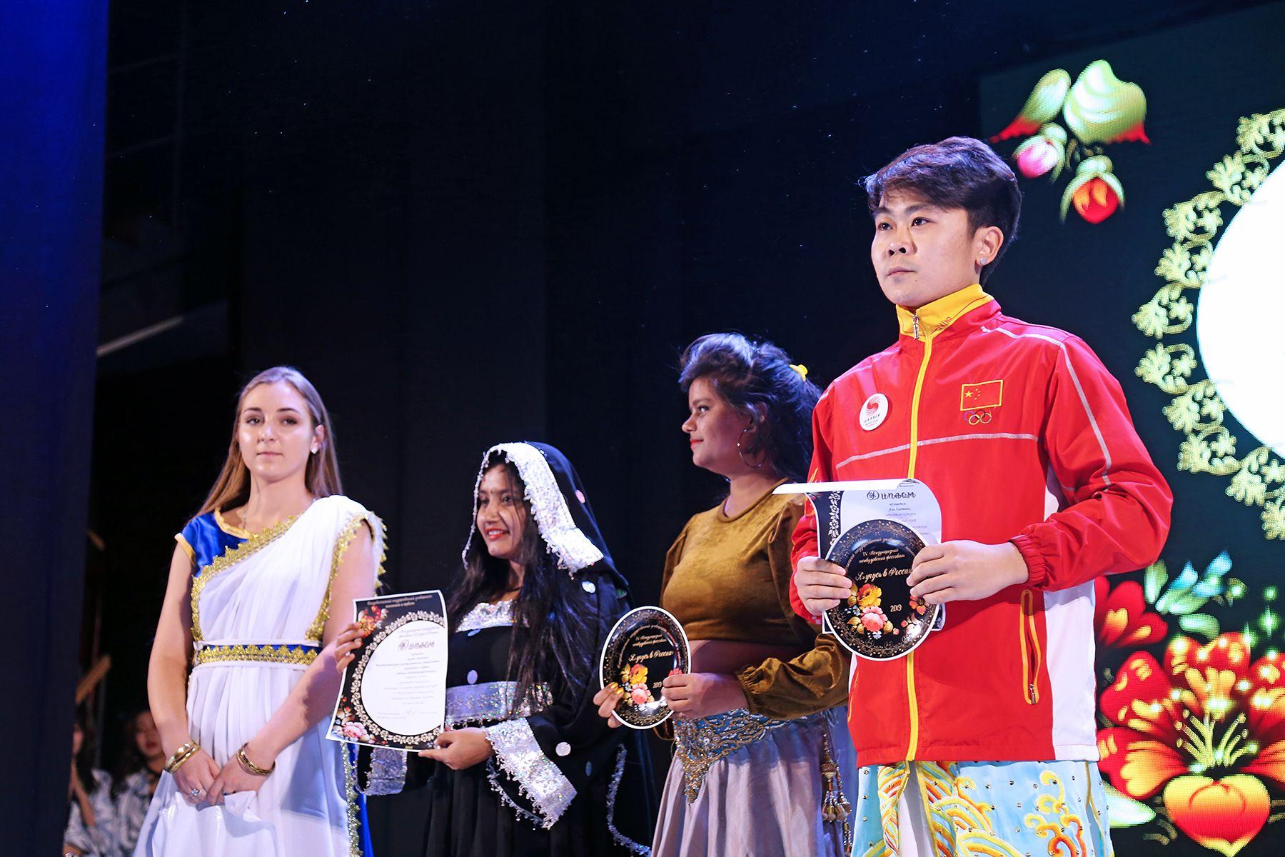 Международный межвузовский фестиваль иностранных студентов «Я учусь в России» ВГУЭС ищет таланты