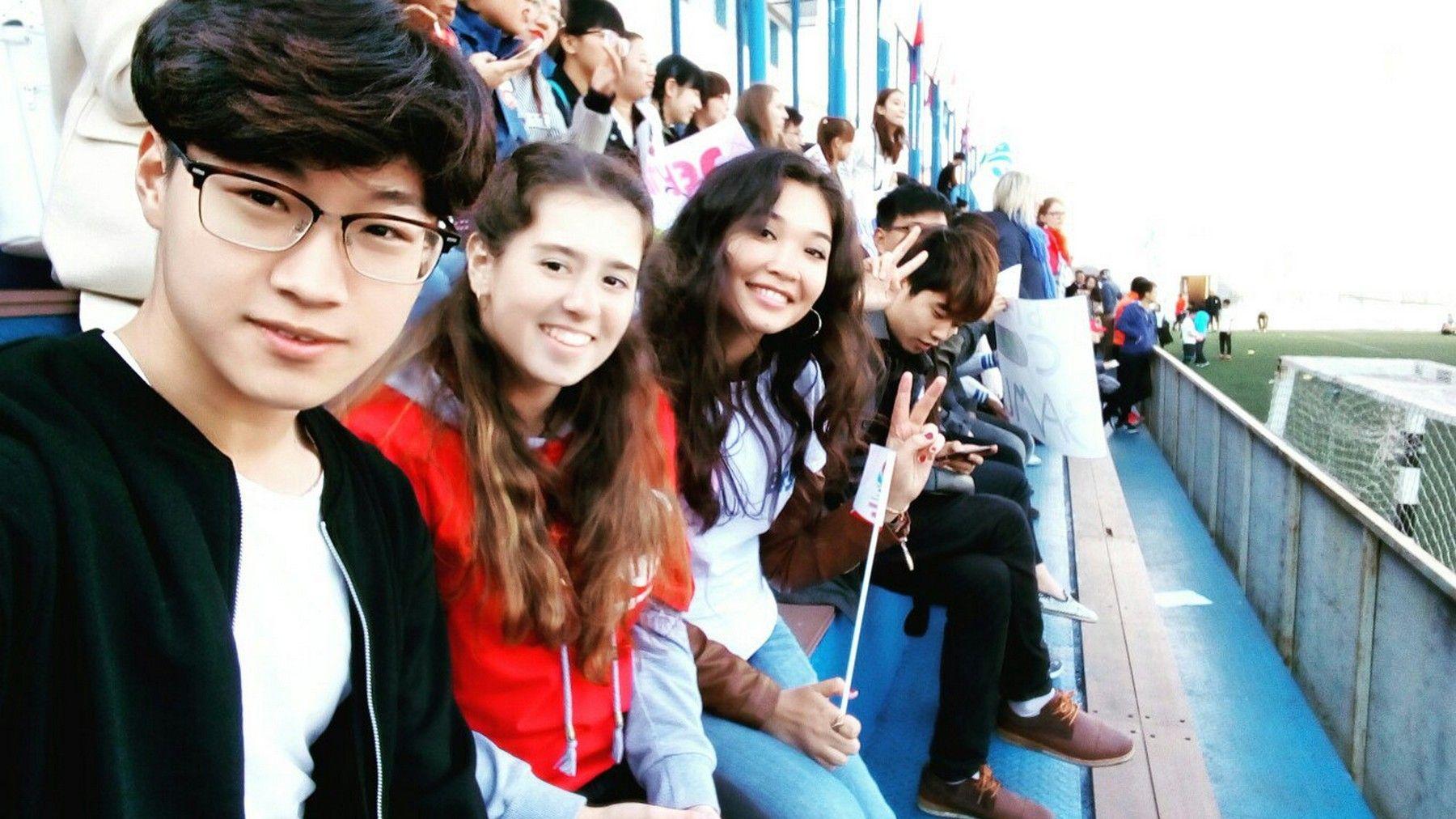Иностранные студенты ВГУЭС отлично выступили на Спартакиаде
