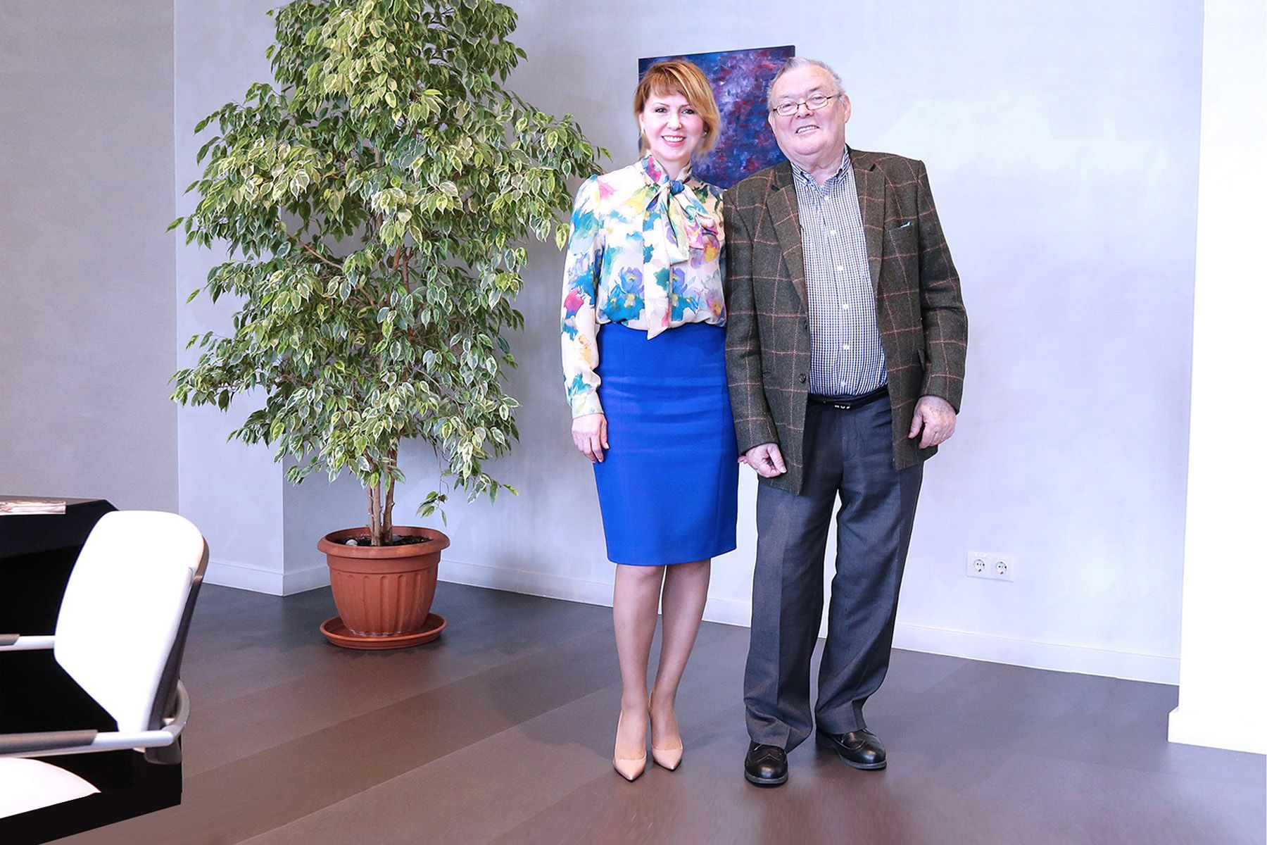 Ректор ВГУЭС и представитель инвестиционной платформы Relex договорились о стратегическом сотрудничестве