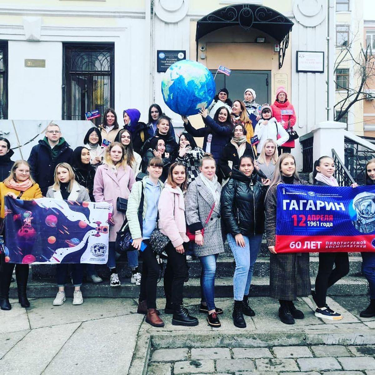Ближе к космосу: студенты ВГУЭС стали участниками уникальных тематических экскурсий