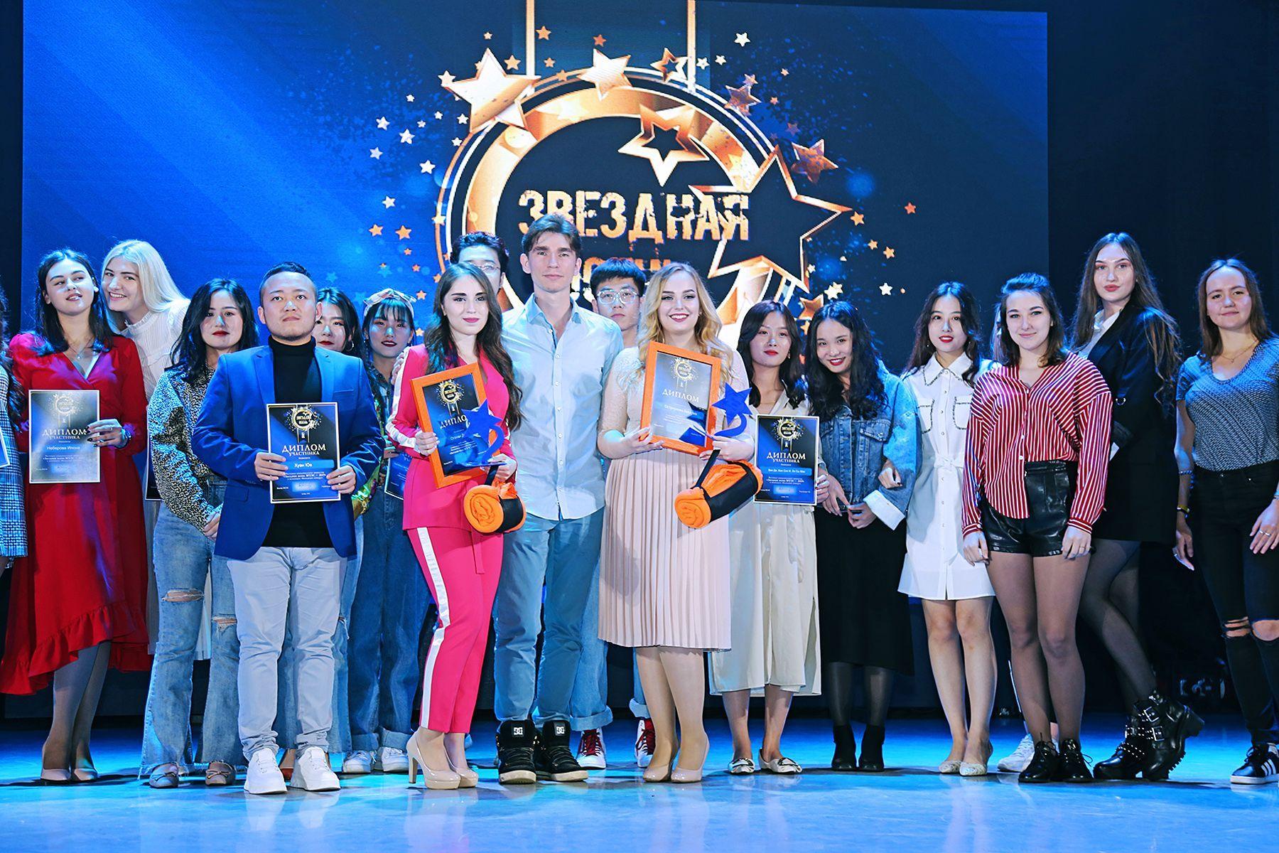 Гала-концерт фестиваля «Звездная осень — 2019» во ВГУЭС: яркие номера и награждение победителей
