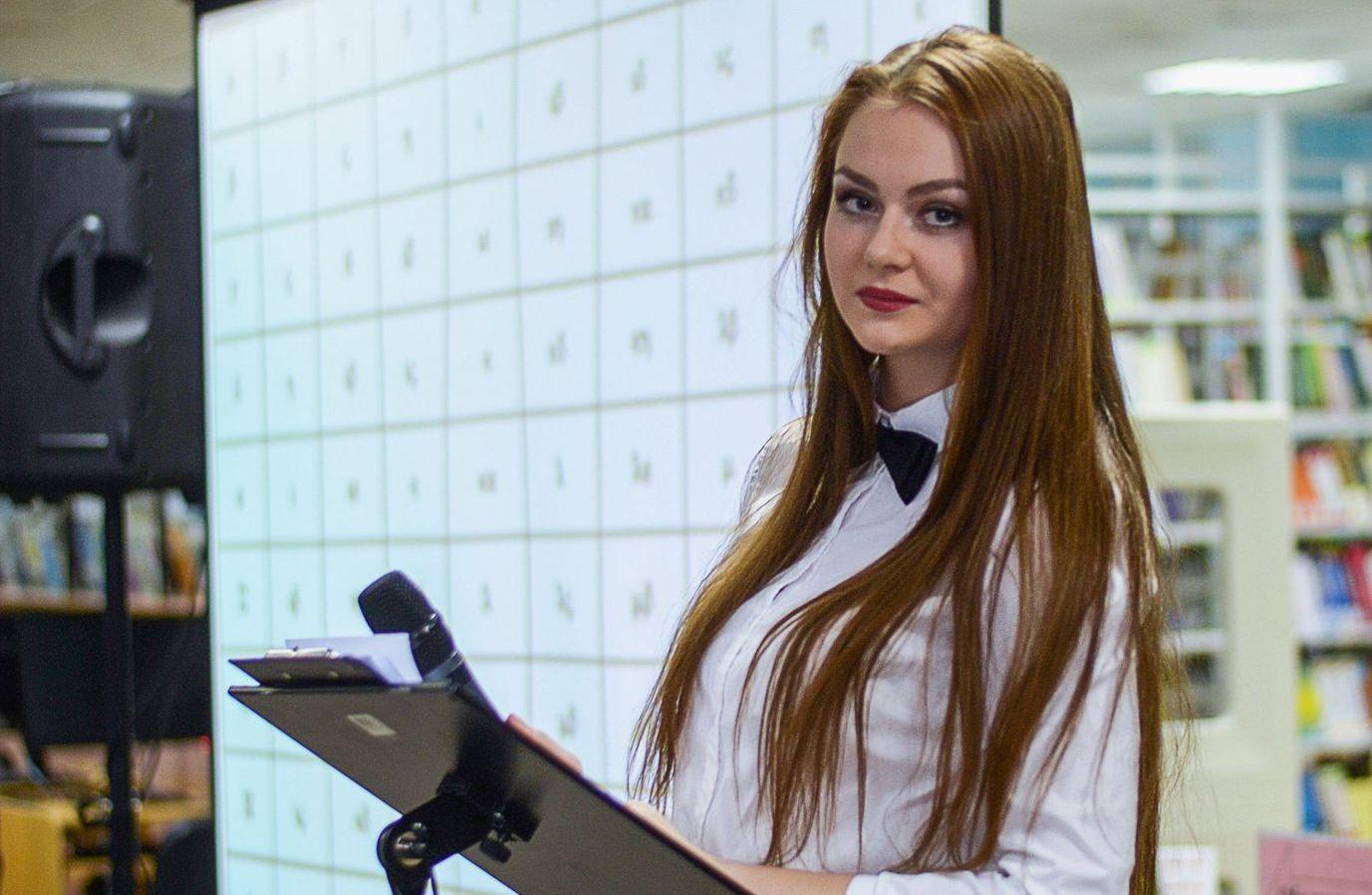 Полина Хлебова, студентка второго курса: «Моя неделя во ВГУЭС»