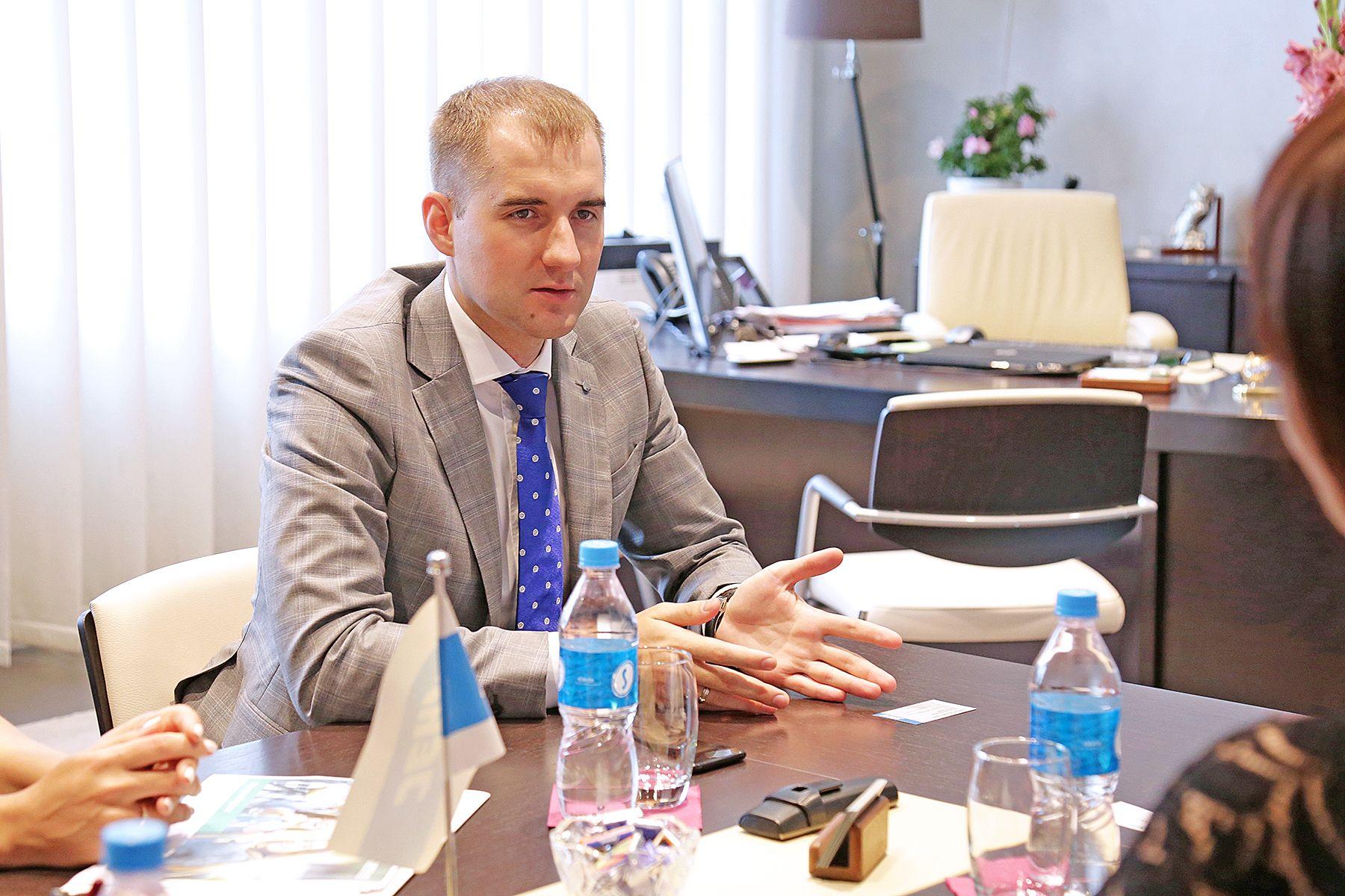 Приморское отделение Сбербанка подтвердило намерение развивать сотрудничество со ВГУЭС