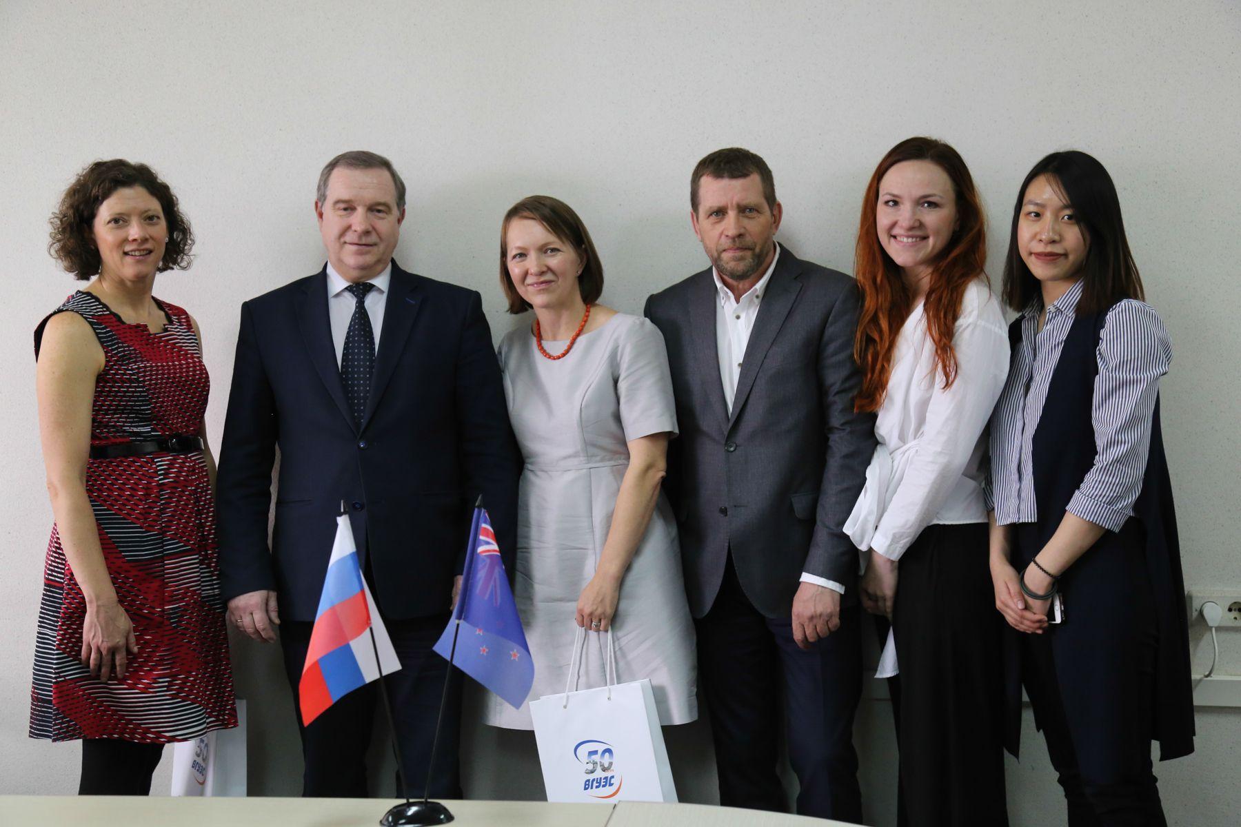 ВГУЭС расширяет международное сотрудничество