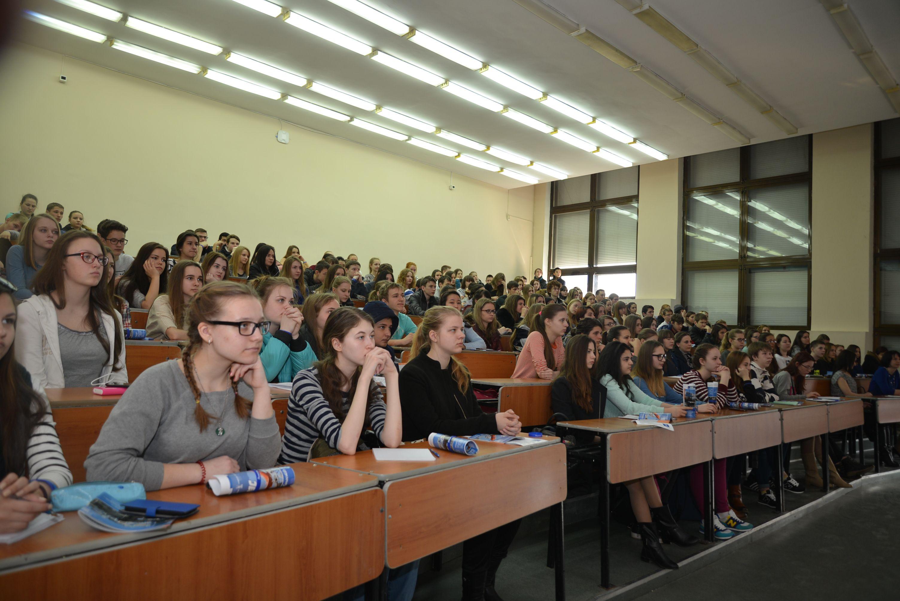 «Умные весенние каникулы» во ВГУЭС: профильная смена «Профессиональный перекрёсток»