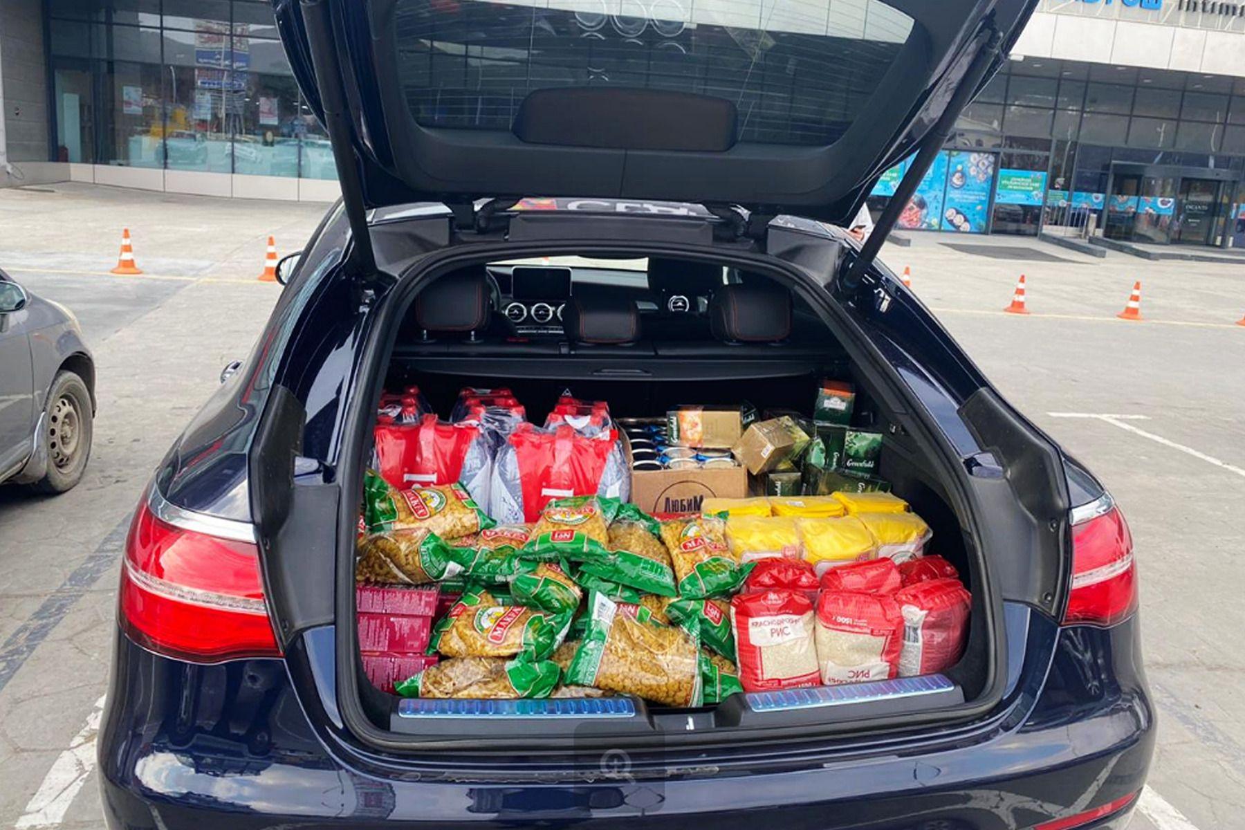 Студент ВГУЭС приобрёл продукты и медикаменты для одиноких пенсионеров на период пандемии коронавируса