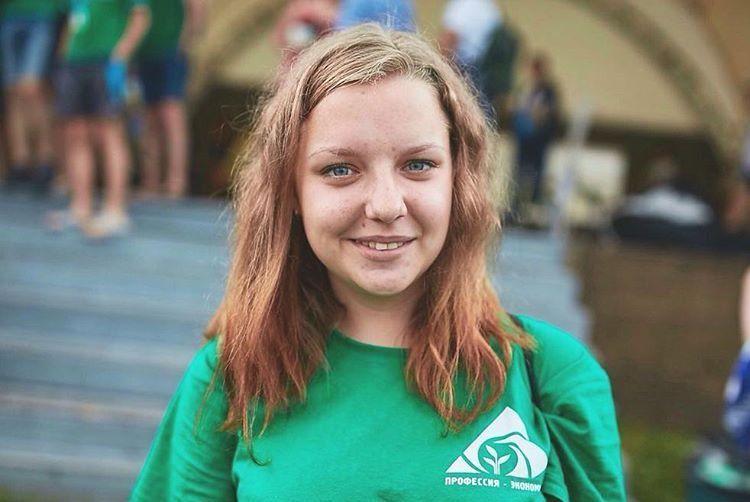 Студентка ВГУЭС – участница федеральной смены «Волонтёры России»